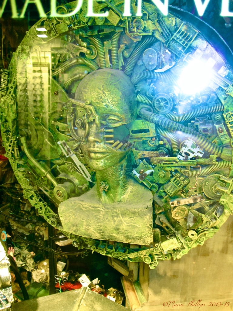 Borg Lady Green_CN